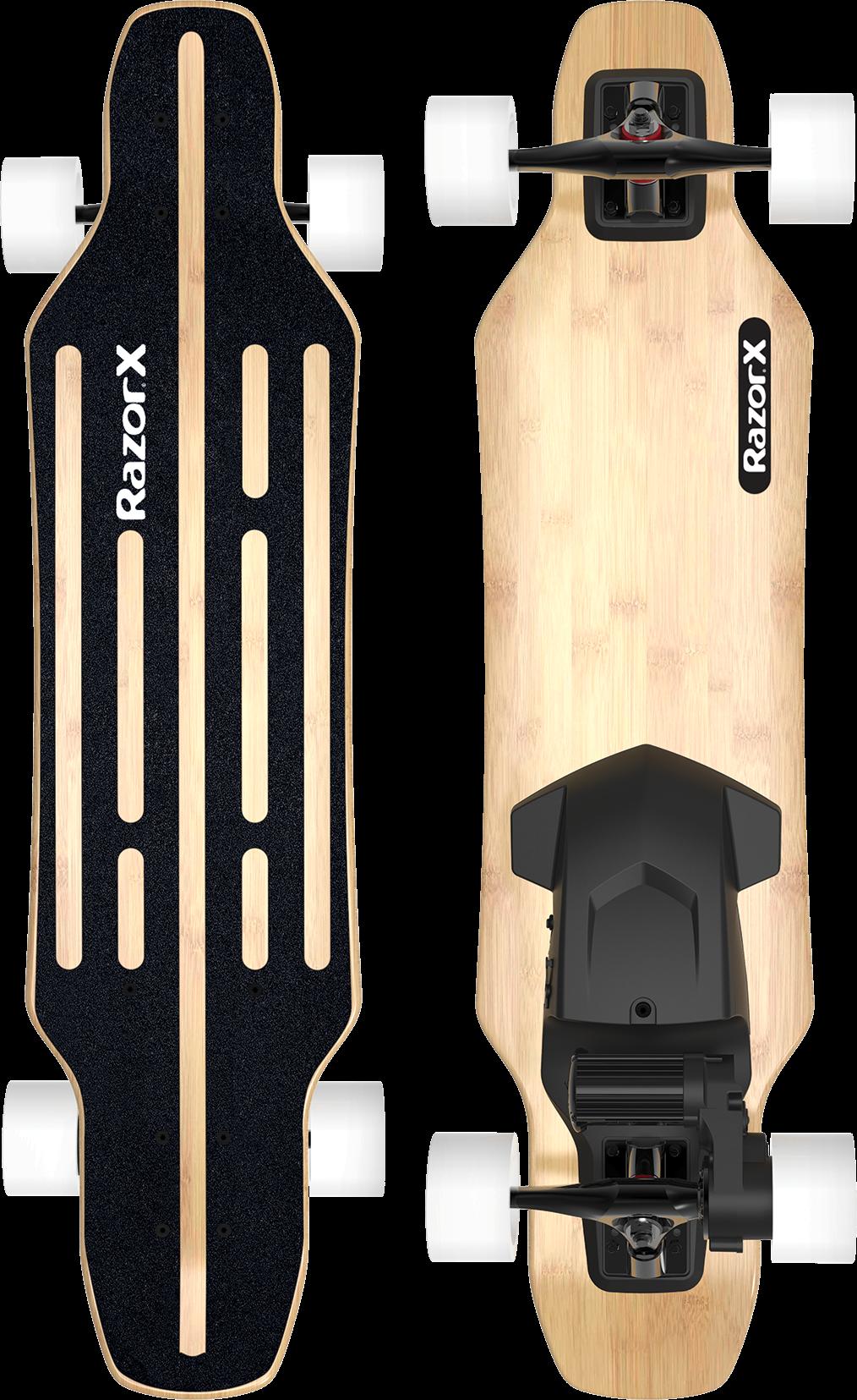 Razorx Longboard Electric Skateboard Razor