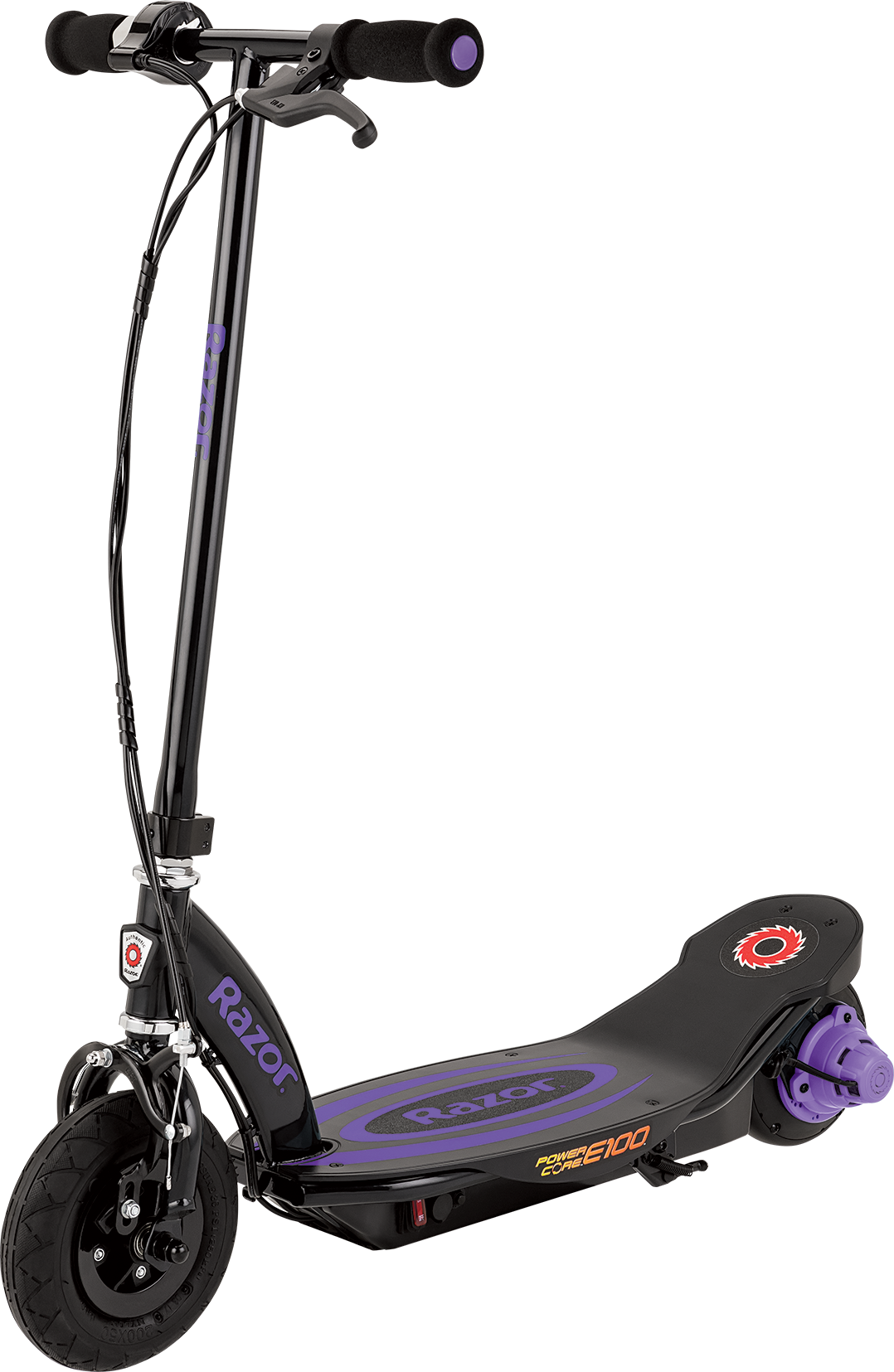Razor Electric Scooter >> Power Core E100 Electric Scooter