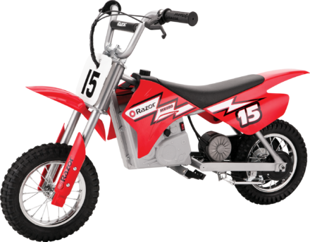 MX400 Dirt Rocket