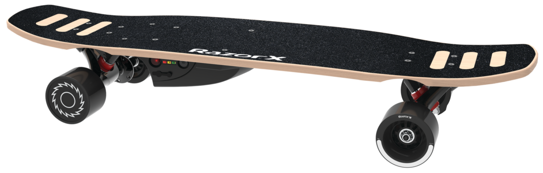 RazorX DLX Electric Skateboard
