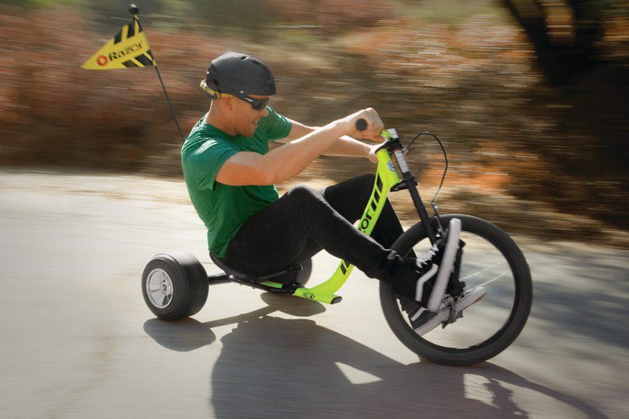 DXT Drift Trike - YE