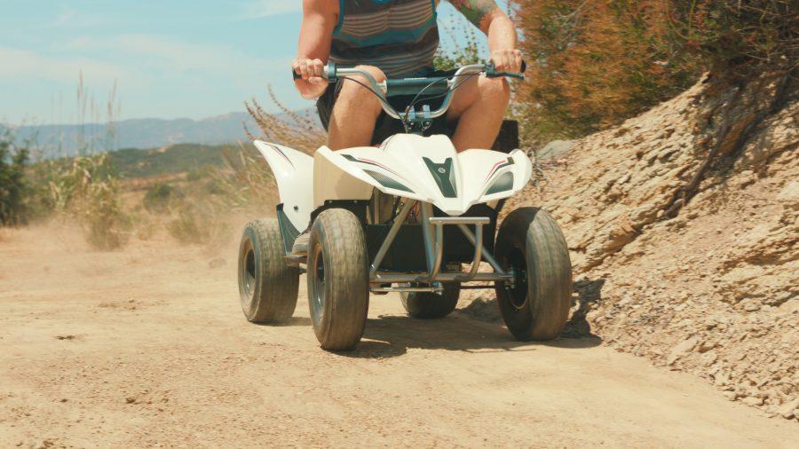 Dirt Quad 500 - WH