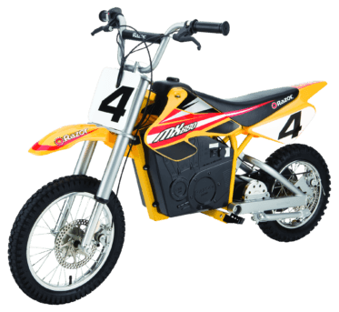 MX650 Dirt Rocket