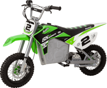 SX500 Dirt Rocket McGrath – Green
