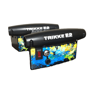 Trikke Battery Compartment