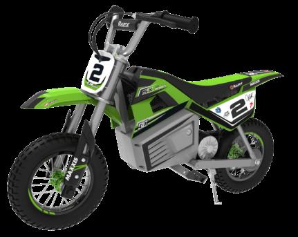 SX350 Dirt Rocket McGrath – Green