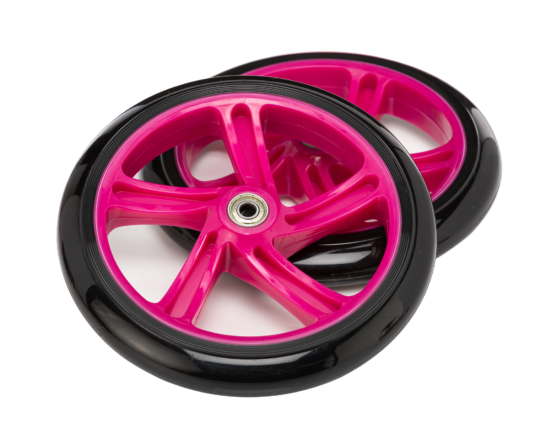 A5 Lux 200mm Wheels