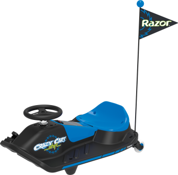 Crazy Cart Shift Blue/Black