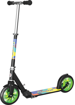 A5 Lux Light-Up Scooter