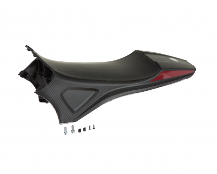 Indian eFTR Jr Seat With Body