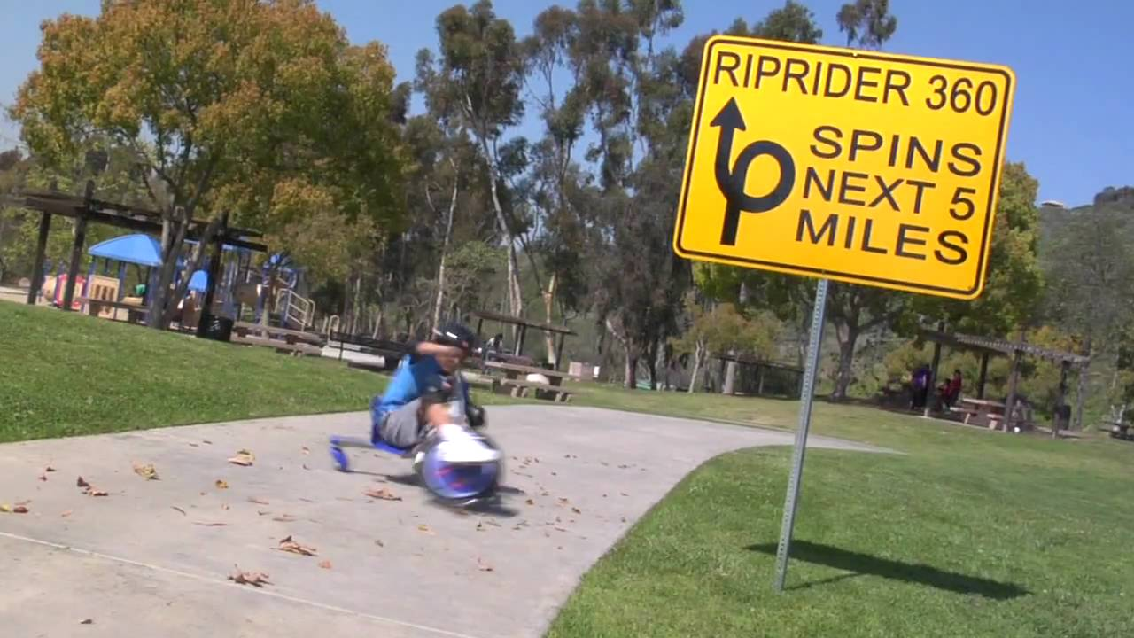 "RipRider 360 – ""The World Spins"" TV Commercial"