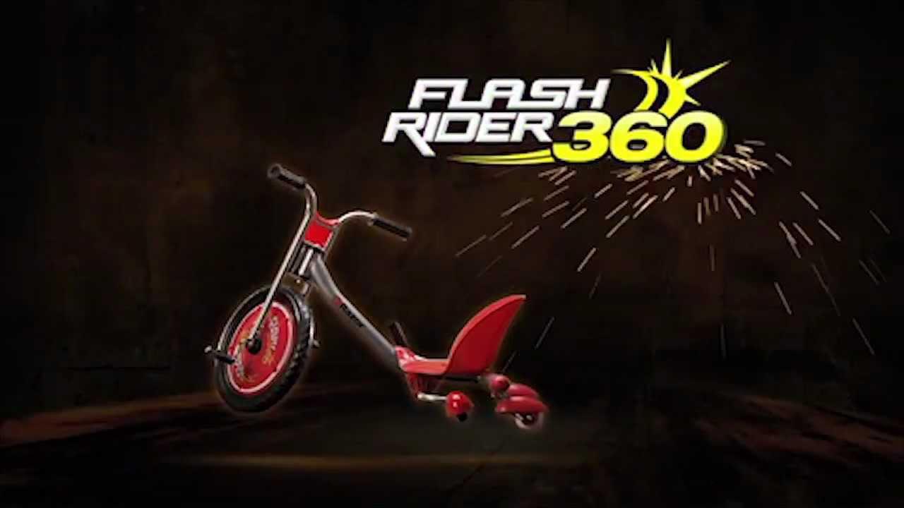 FlashRider 360
