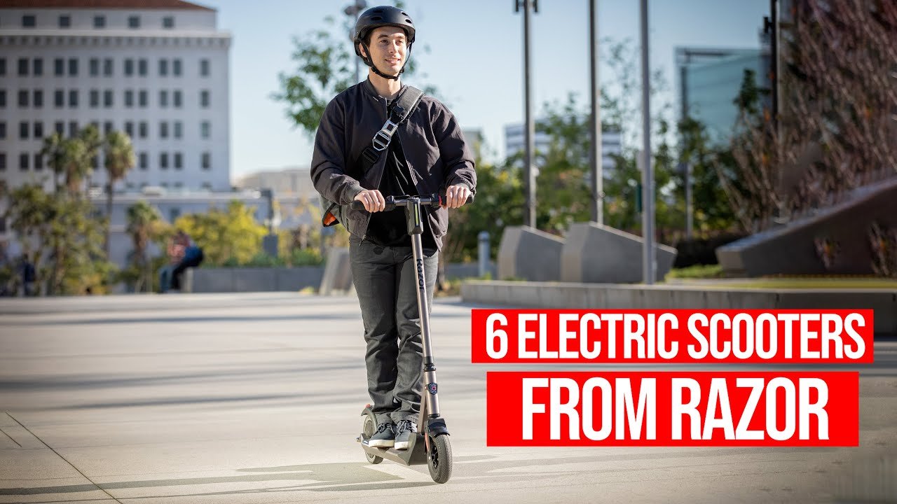 2020 Electric Scooter Buyer's Guide