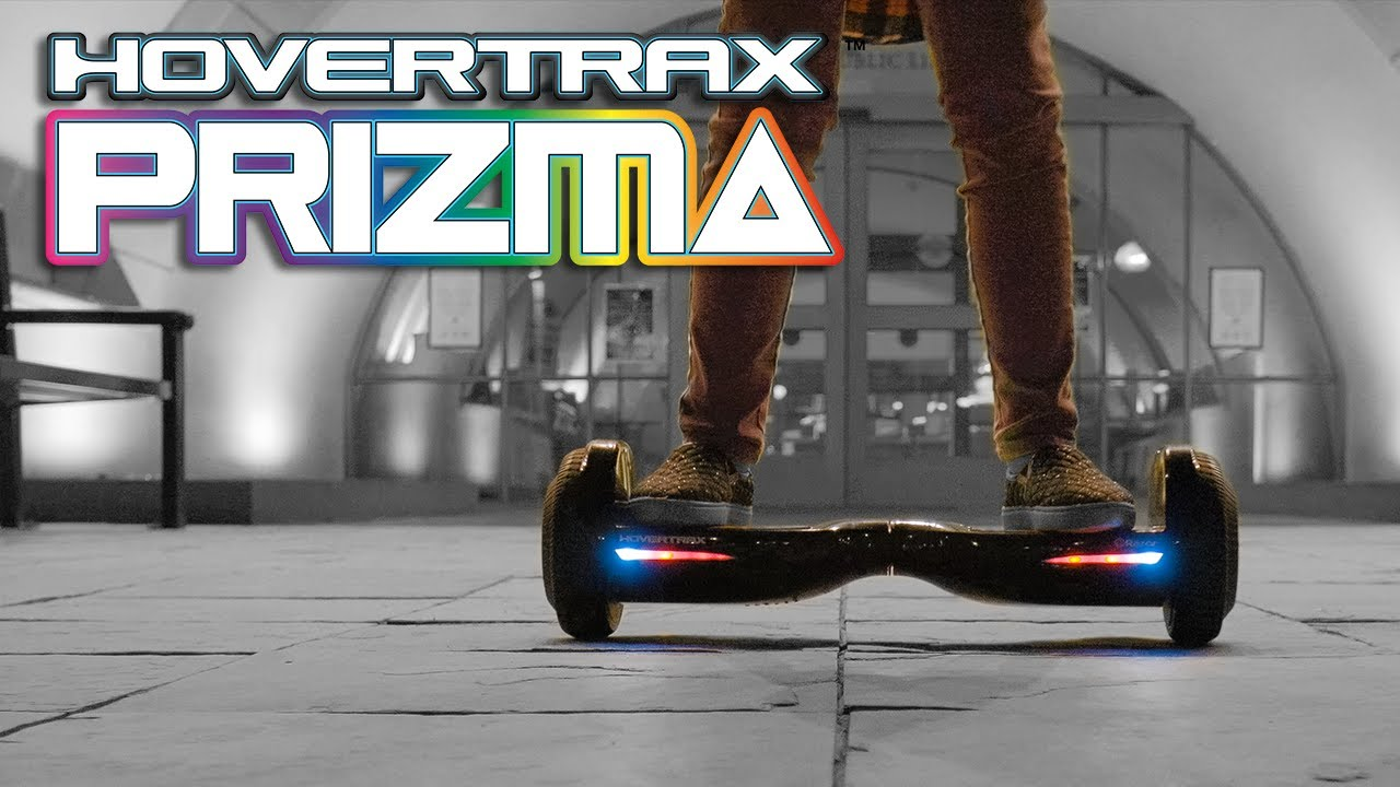 Hovertrax Prizma – Specifications And Feature Callout
