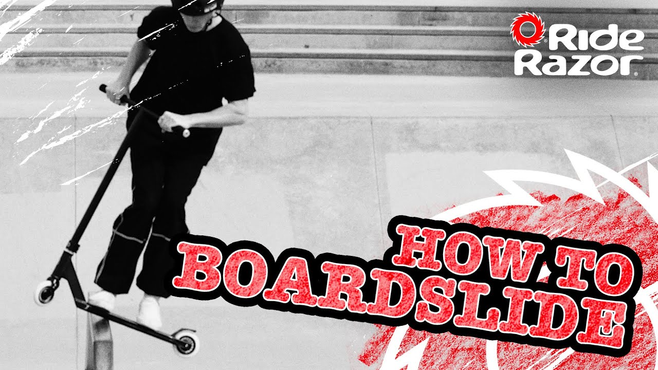 How To Boardslide