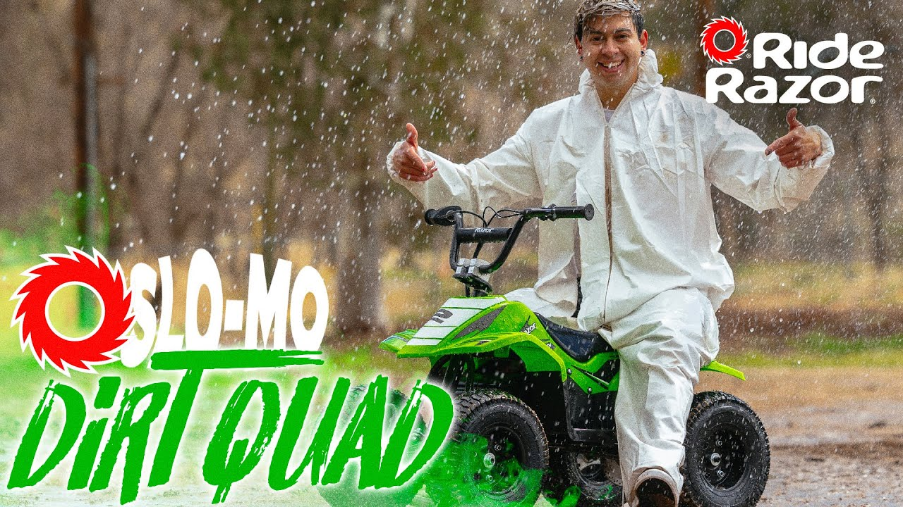 Slo-Mo Rides – Dirt Quad SX McGrath
