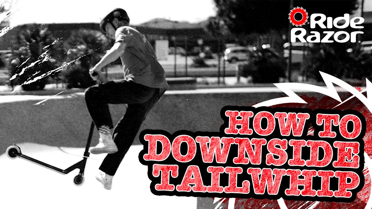 How To Downside Tailwhip