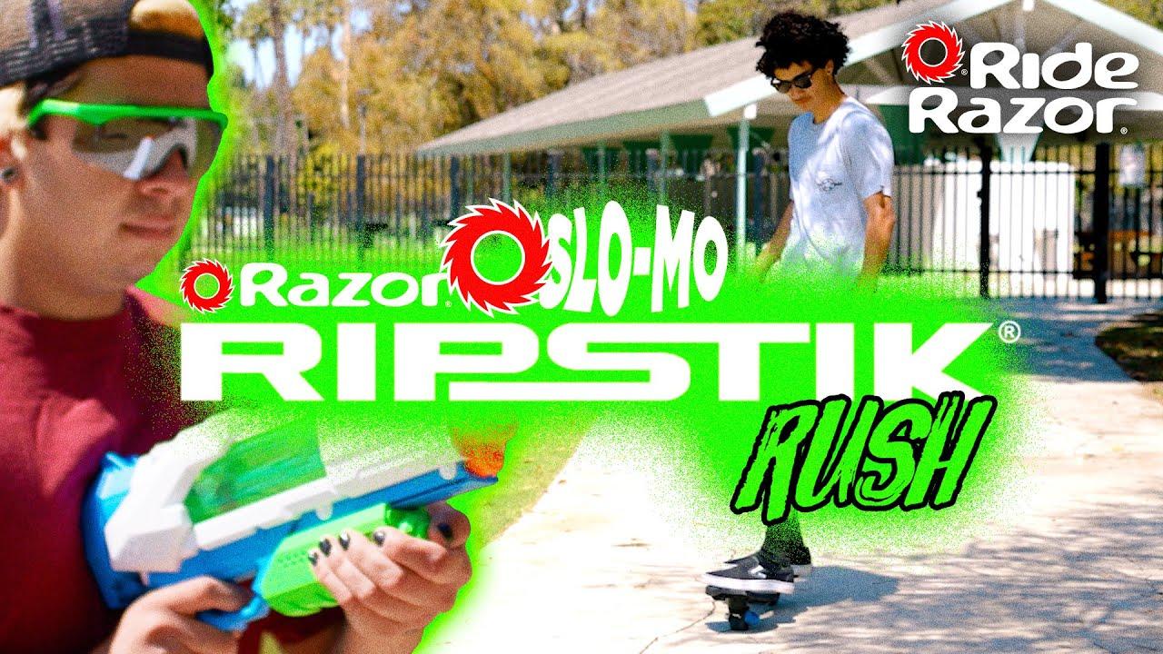 Slo-Mo Rides – RipStik Rush