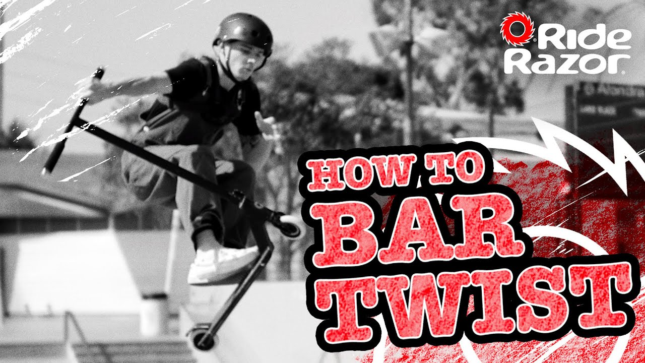 How To Bar Twist