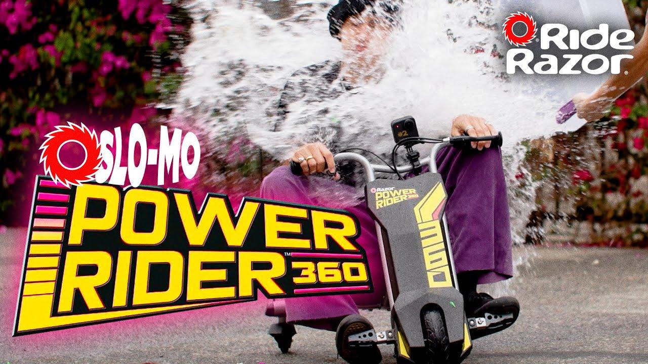 Slo-Mo Rides – PowerRider 360
