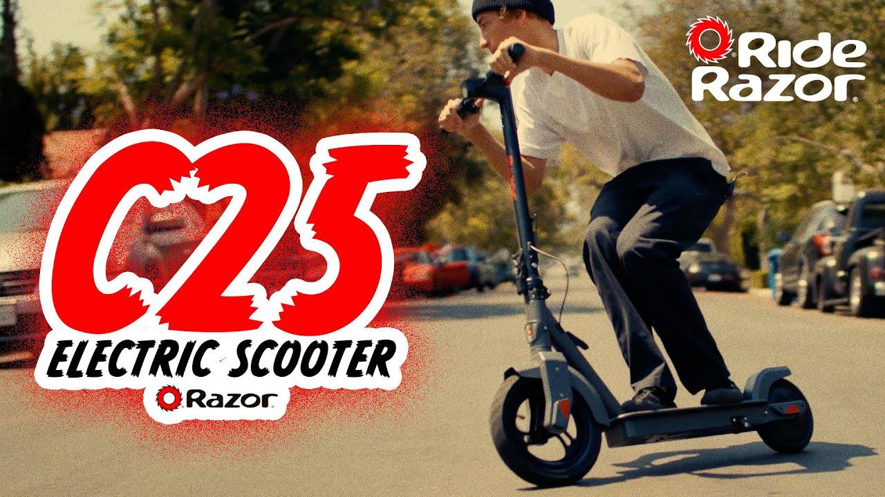 "Razor's Next Gen E Scooter ""C25"""