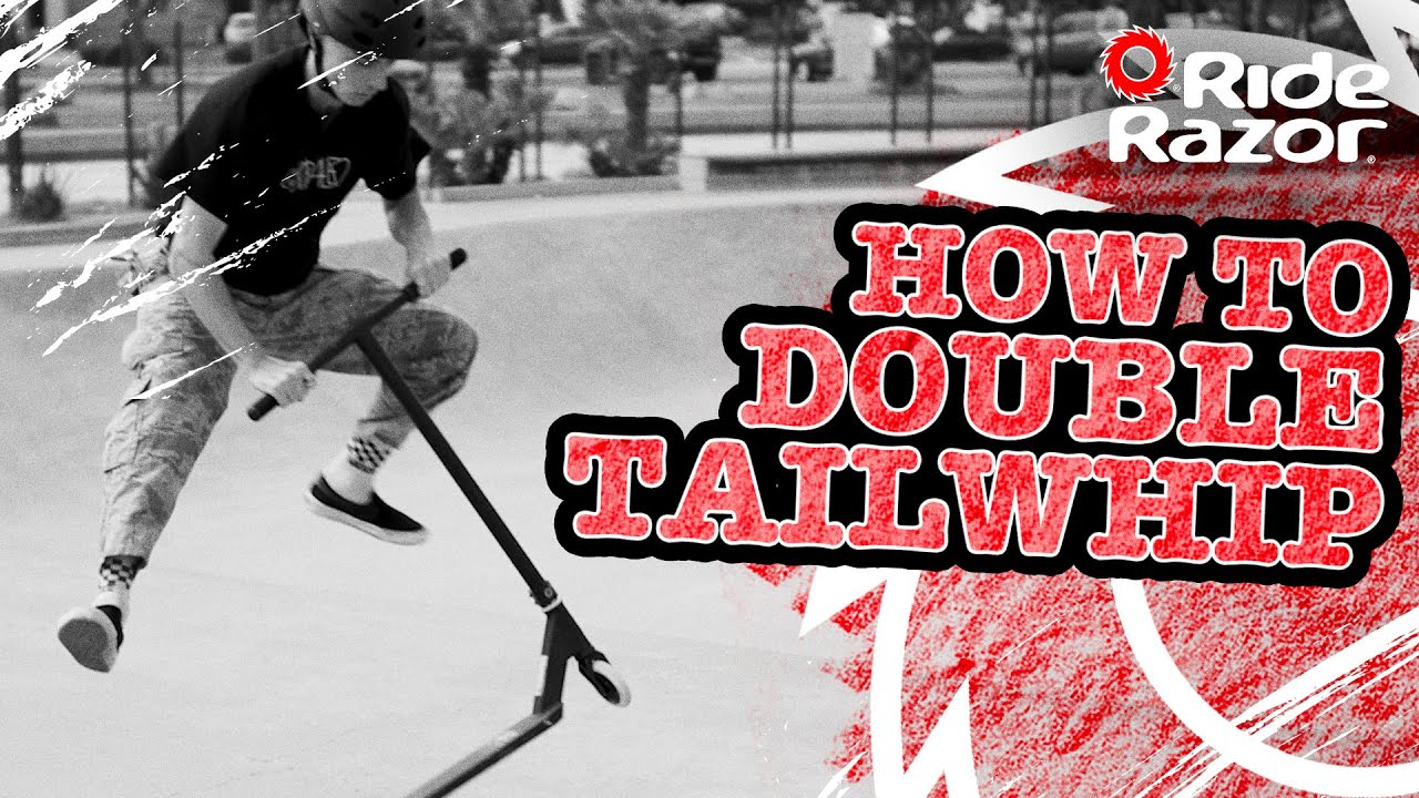 How To Double Tailwhip