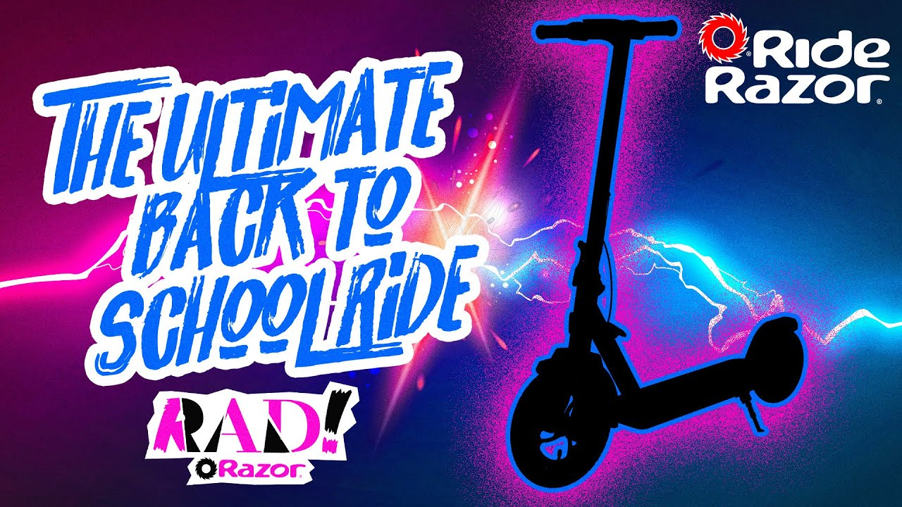 Making The Ultimate Back To School Ride