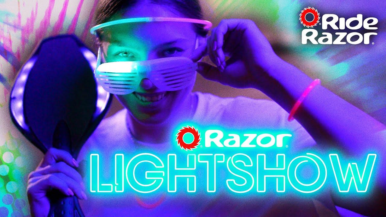 Razor Lightshow