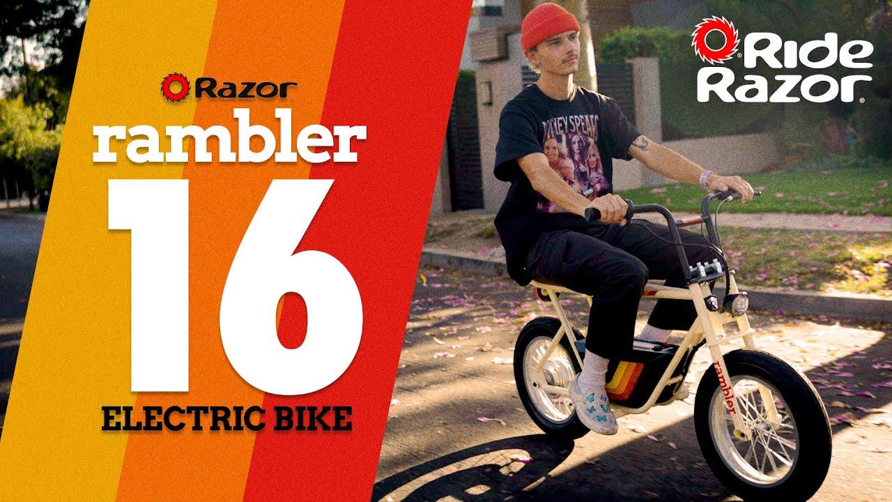 Razor Rambler 16